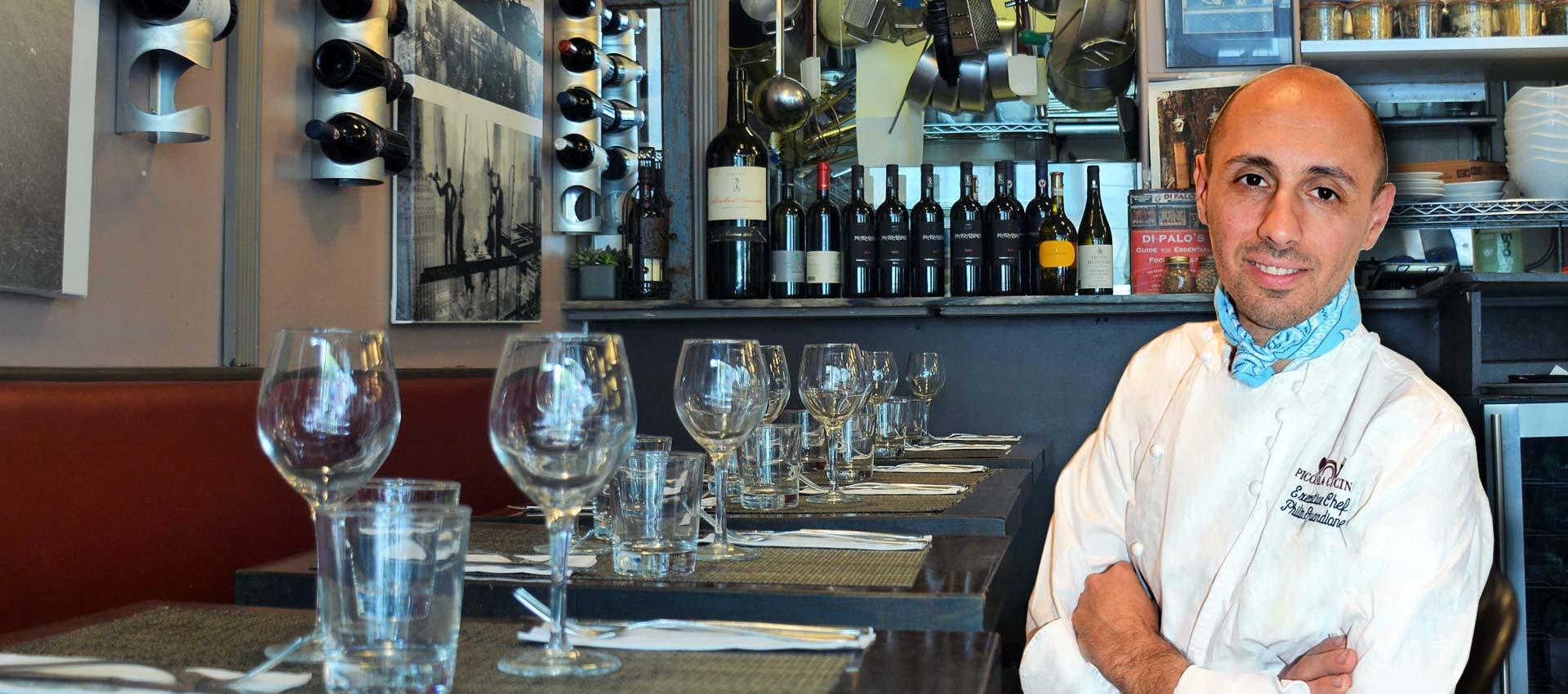 Osteria Siciliana Piccola Cucina New York Ibiza