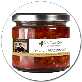 Chili spread – Crema di peperoncino