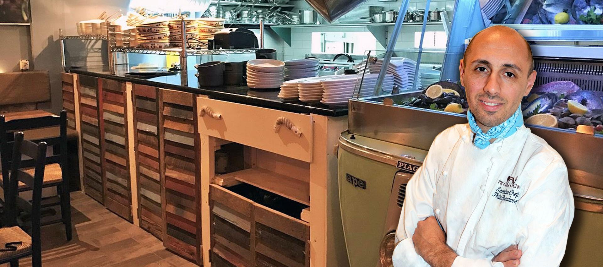 Piccola cucina estiatorio piccola cucina new york ibiza for Cucina componibile piccola