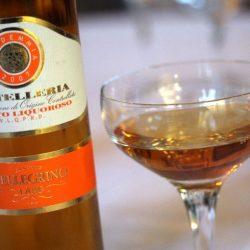 The Passito Sicilian wine