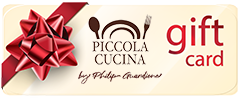 Gift Card - Piccola Cucina Group NYC by Philip Guardione
